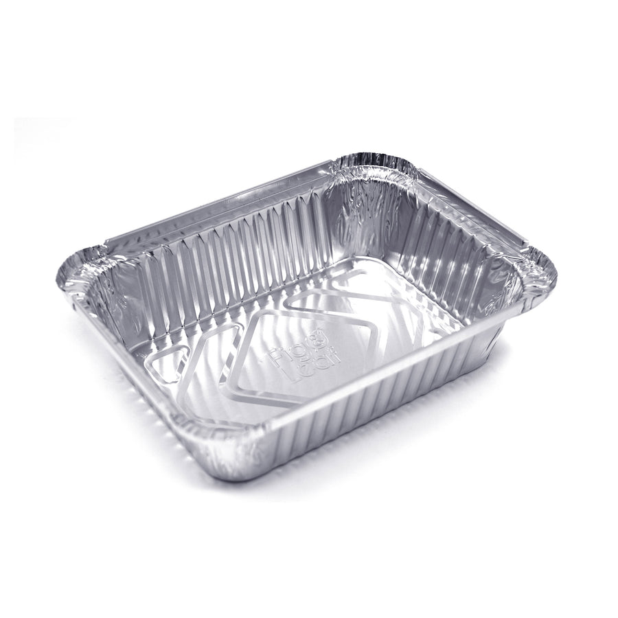 1-LB Takeout Pans with Board Lids l Small 5.6