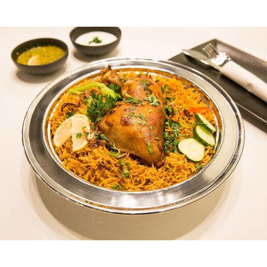 Kabsa Chicken
