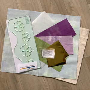 Pat Archibald | Quilting | Oriental Blossom Ring Kit | 2021 Spring AAA Show Kit