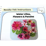 The Makerss | Needlefelting | Bees and Flowers Bundle | 2021 Spring AAA Show Kit