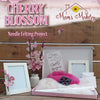 Mum's Makery | Cherry Blossom Needle Felting Kit | 2021 AAA Spring Show Kit