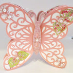Scarlett Rose Crafts | Flights of Fancy Extra Large & Small Butterfly (11 piece die set) PLUS free pack of Easyshims worth £5.99