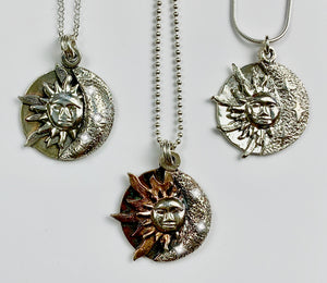 Tracey Spurgin | Learner Kit for Celestial Silver Clay Pendant Workshop | 2021 AAA Spring Show Kit