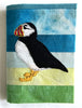 Gillian Cooper | Puffin Appliqué Notebook Kit | AAA Show Kit