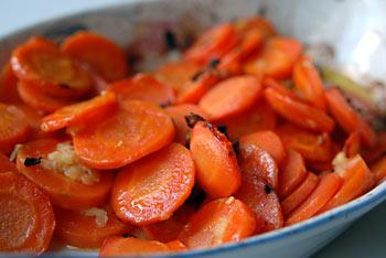 Carrot-Ginger Dish