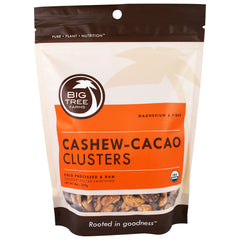 Cashew Cacao Clusters / Big Tree Farms - small 113 g