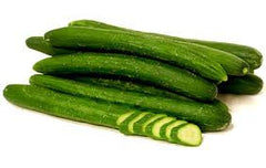 Cucumber Kyuri, Dark Green - 3 kg