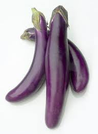 Eggplant, Long Purple - 500g