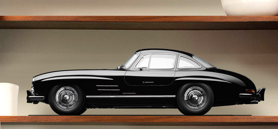 MotoMirage™ 1957 Mercedes-Benz 300 SL Gullwing by Michael Furman