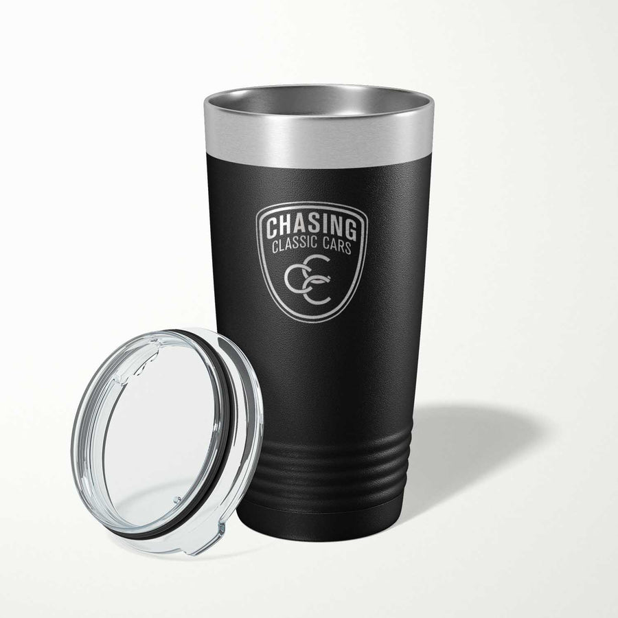 Chasing Classic Cars Insulated Stainless Tumbler