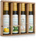 4x100ml Flavored Olive Oil