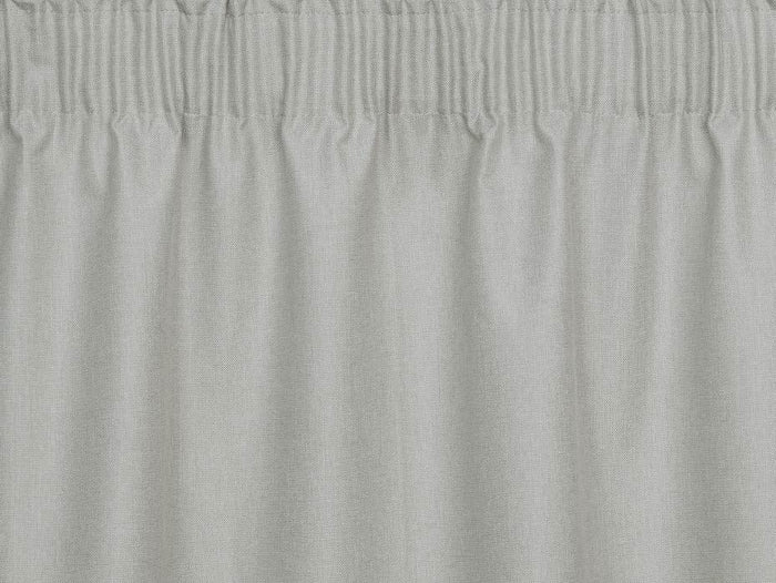 Denvor Grey Blockout Thermal Curtains