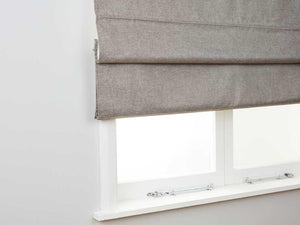 Denvor Granite Readymade Roman Blinds