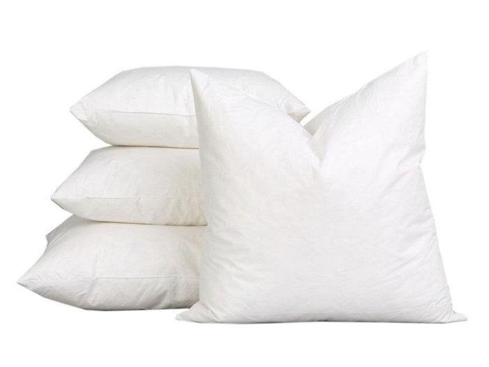 Square Duck Feather Cushion Inners (3 sizes)