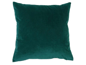 Super Soft Velvet Cushion Cover Emerald