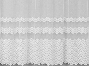 Waverley Trim & Fit White Tape Top Net