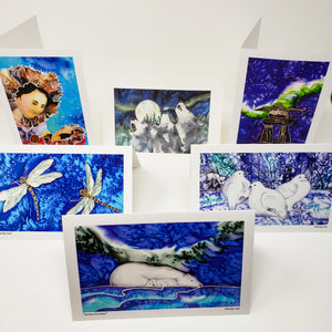Large Art Card Pack (6 Cards)