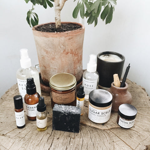 Teah's Apothecary Favorites