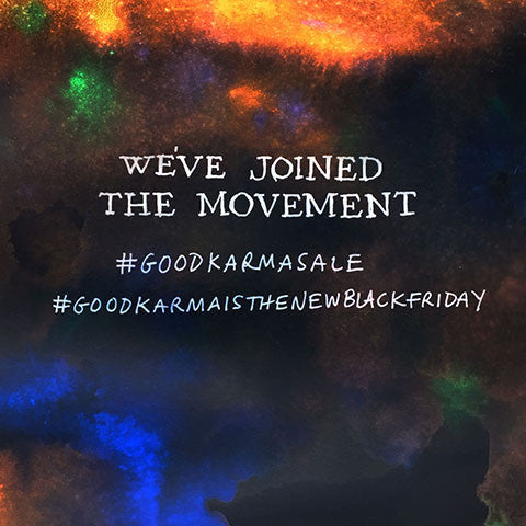 Good Karma Sale