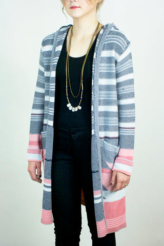 Tulle Greta Cardigan Sweater