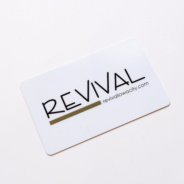 Revival Gift Card  | Johnson County Holding Our Own Shop Local Program