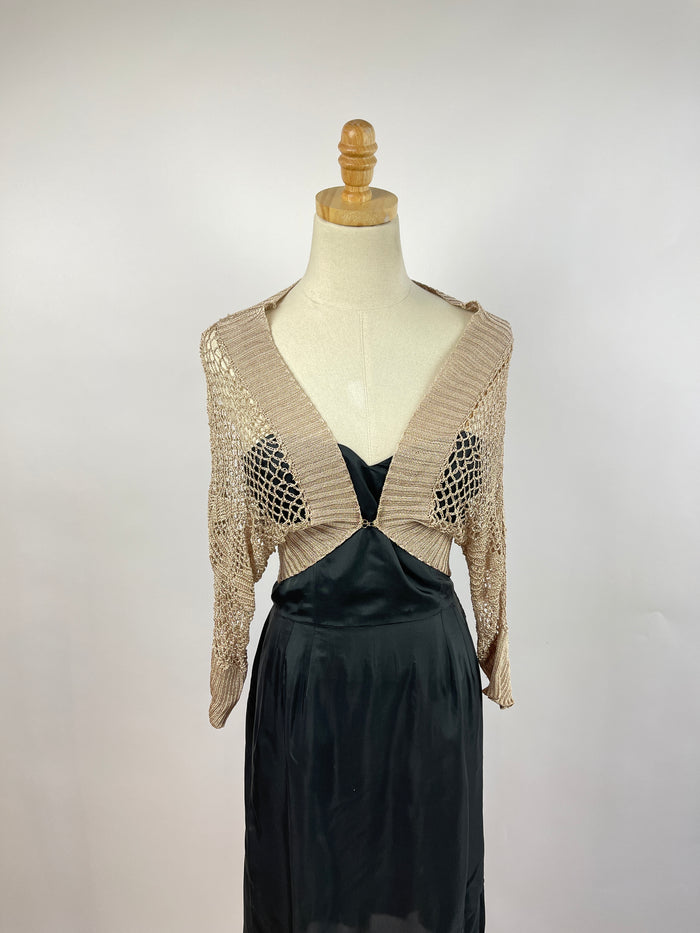 Sportmax Grey Wool Coat