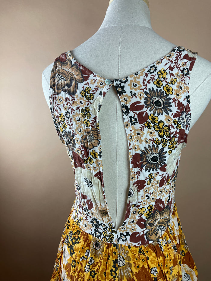Velvet by Graham & Spencer Embroidered White Peasant Blouse (XS)