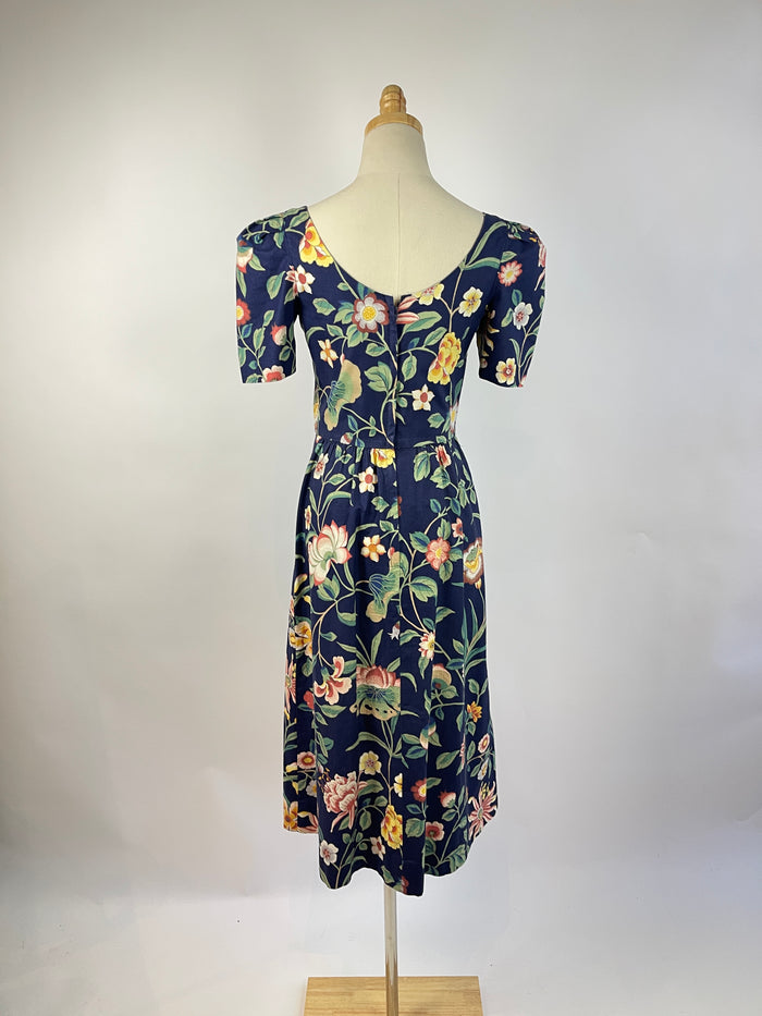 The Blue Shirt Shop Distressed Flannel (XS)