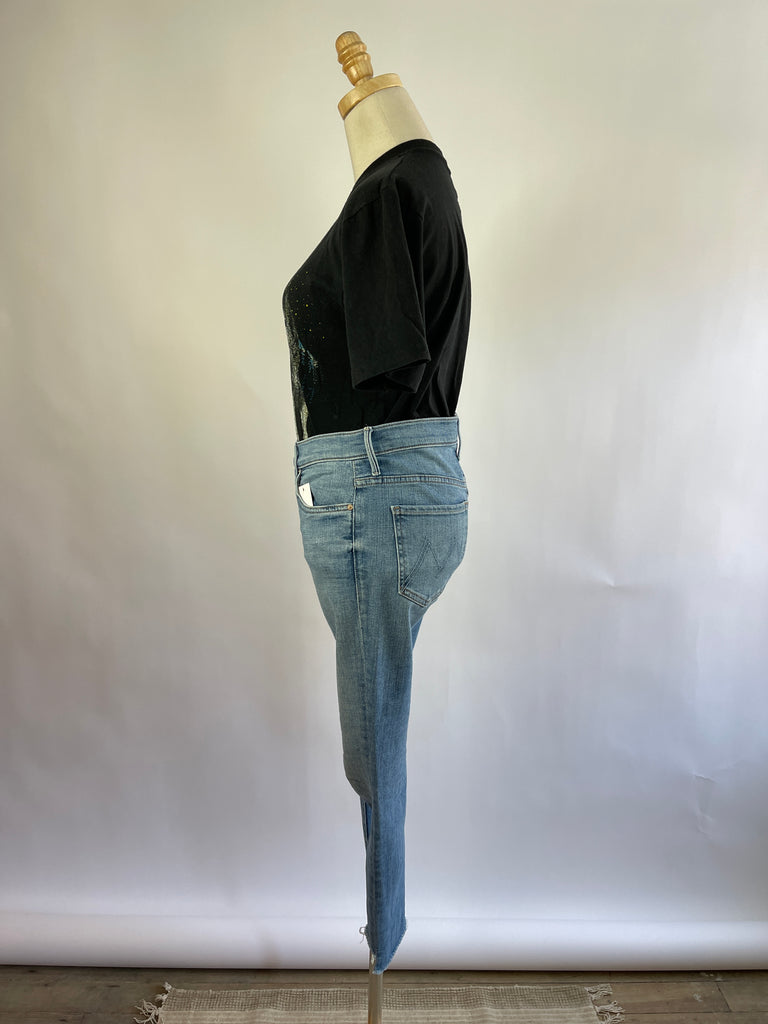 Bella Dahl Grey Tunic Dress (M)