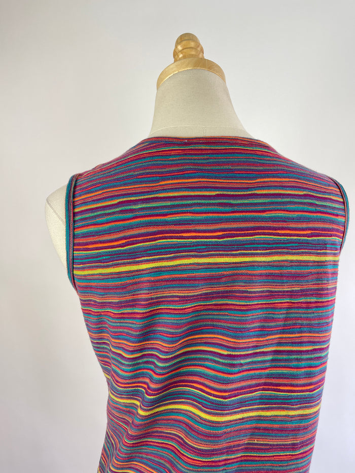 Sanctuary Red and Black Leopard Dress (XS)