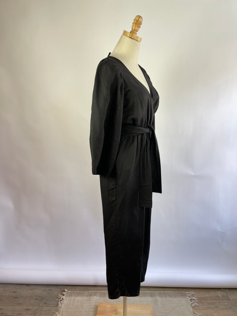LINE Cashmere Blend Grey Turtleneck (S)