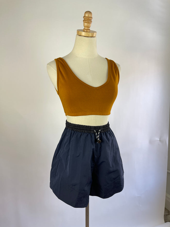 Free People Embroidered Blouse (S/M)