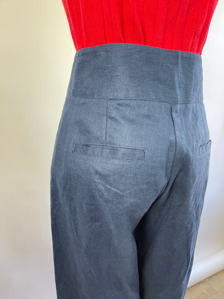 Splits59 Navy Track Pants (M)