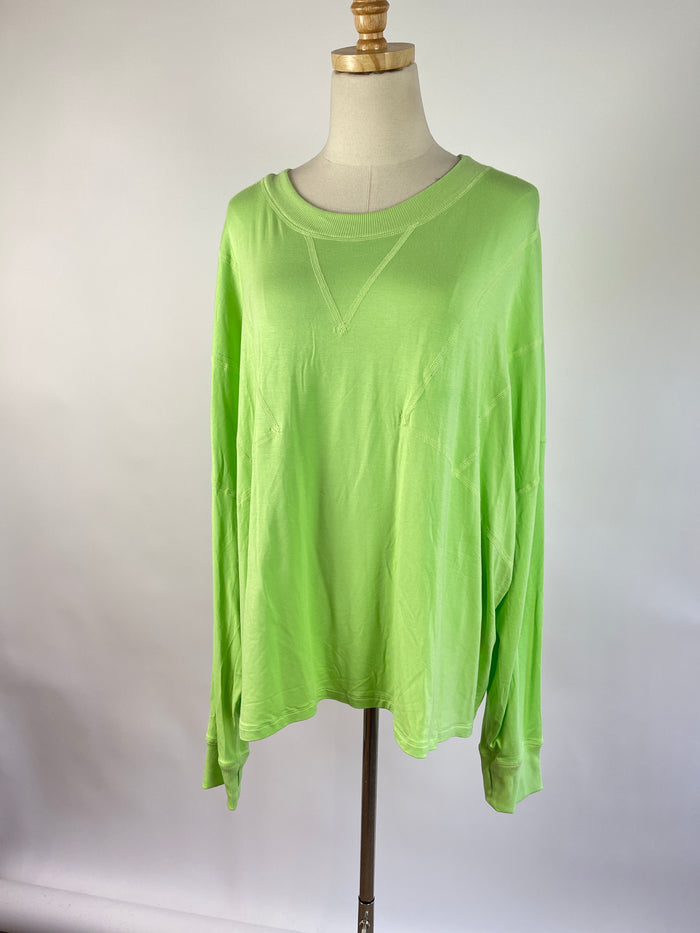 Vintage Willow Ridge Pink Sparkly Sweater (S)
