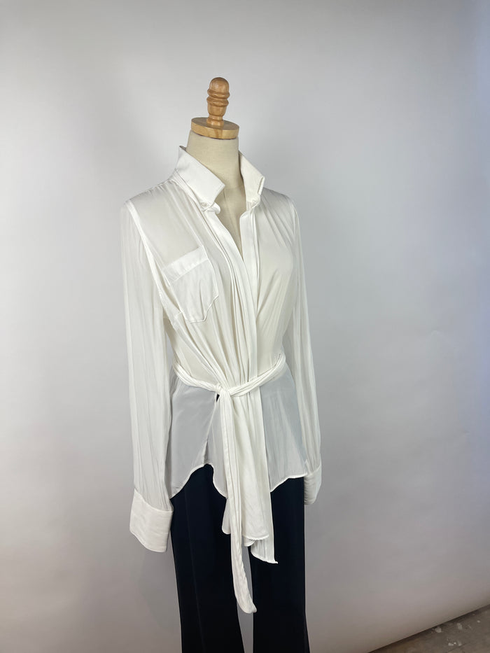 Green Utility Jacket (S)