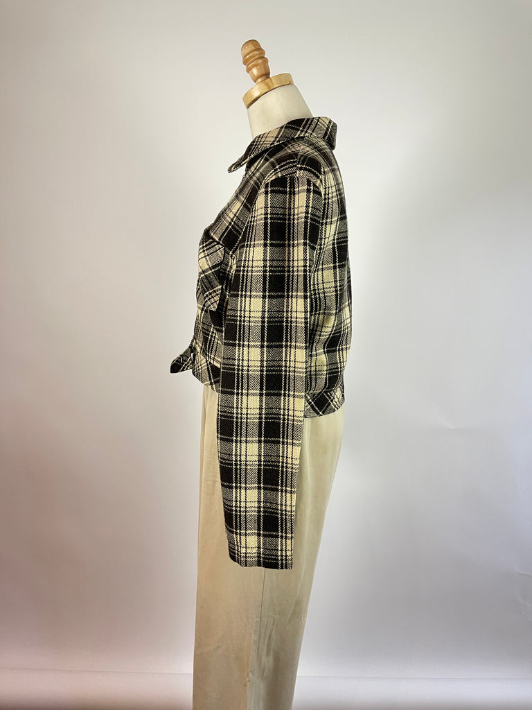 Vintage Stripe Buttondown (L/XL)