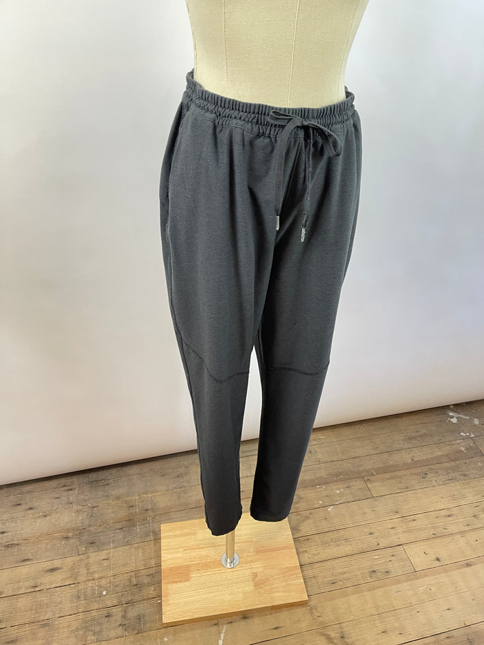 Loma Black + Navy Cardigan (M)