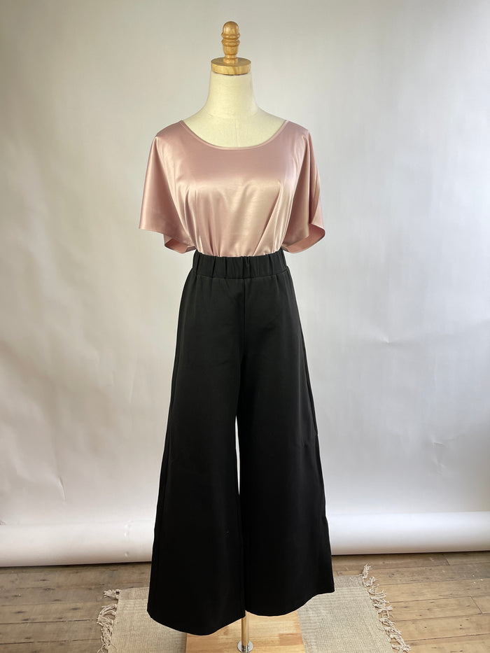 Cassidy Cream Woven Sweater
