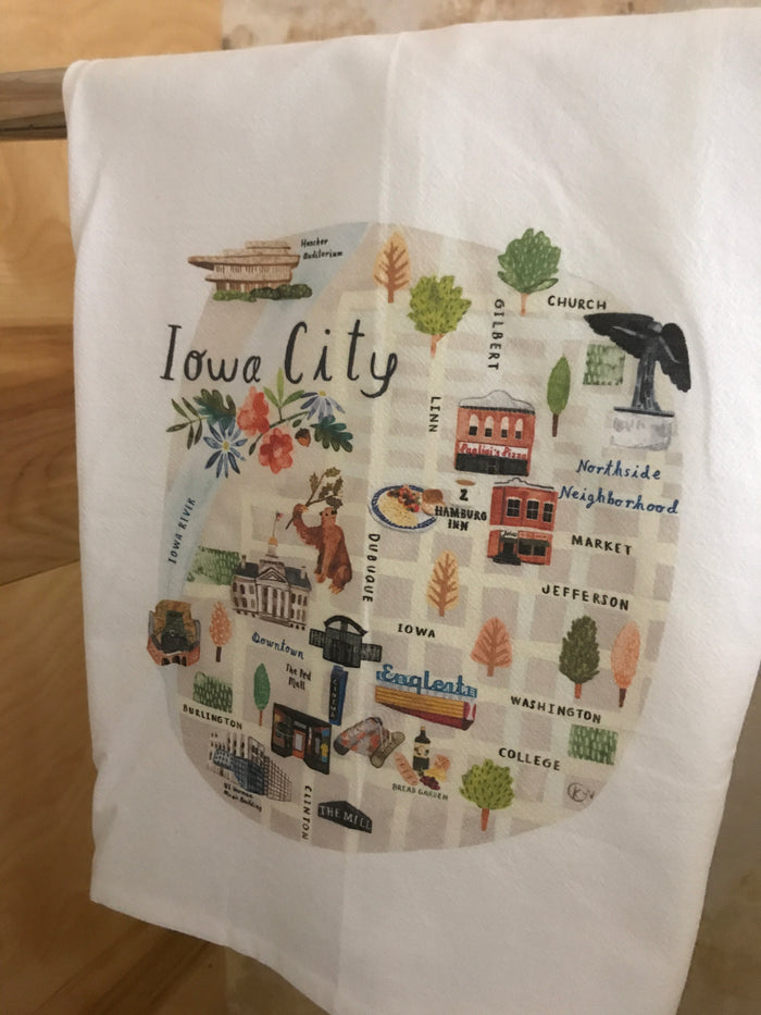 IC Tea Towel