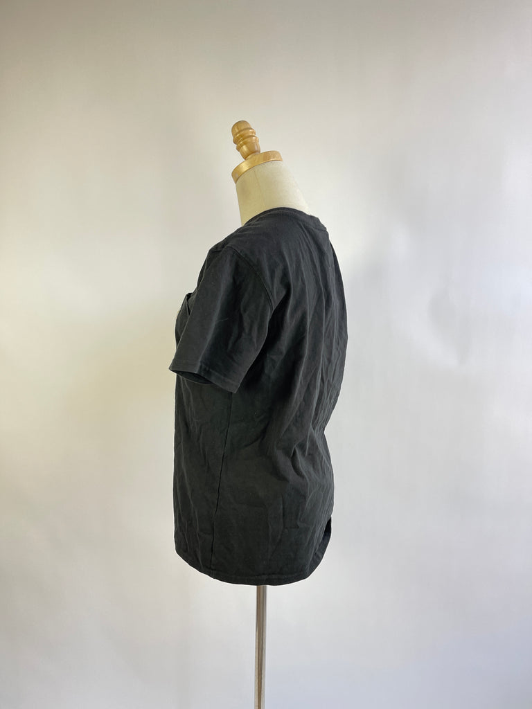 Ruffle Collar Buttondown Blouse (XS/S)