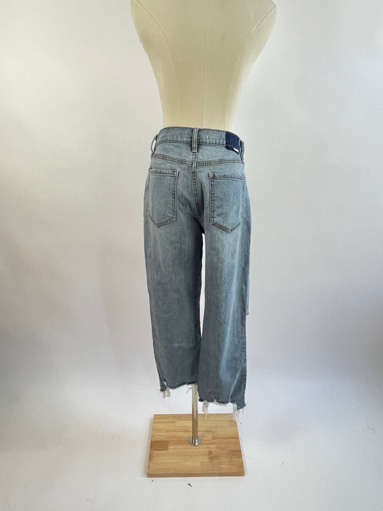 K Studio Vintage Green Maxi Dress (S/M)