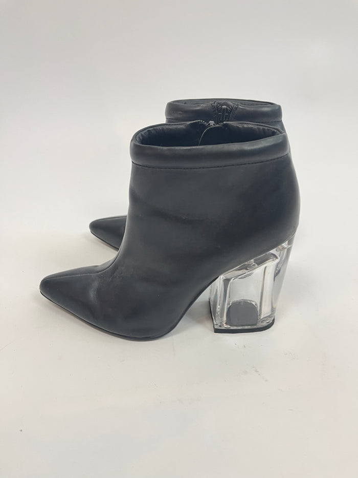 Vintage Floral High Rise Flares (XS/S)