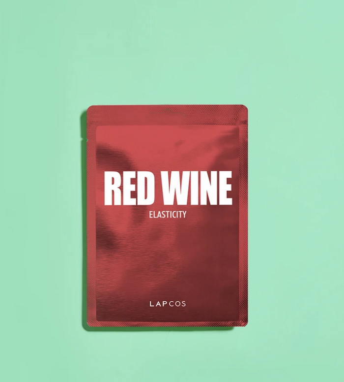LAPCOS Red Wine Face Mask