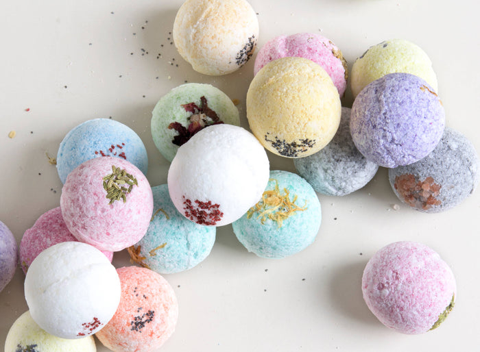 Bath Bombs (5 Scents)