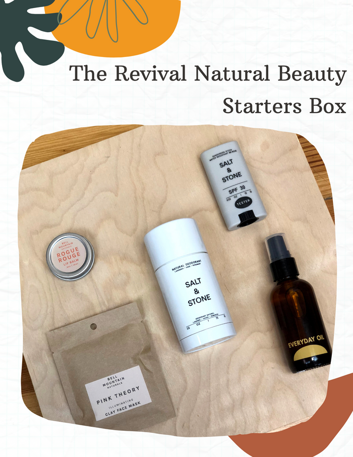 Revival's Natural Beauty Starter Box