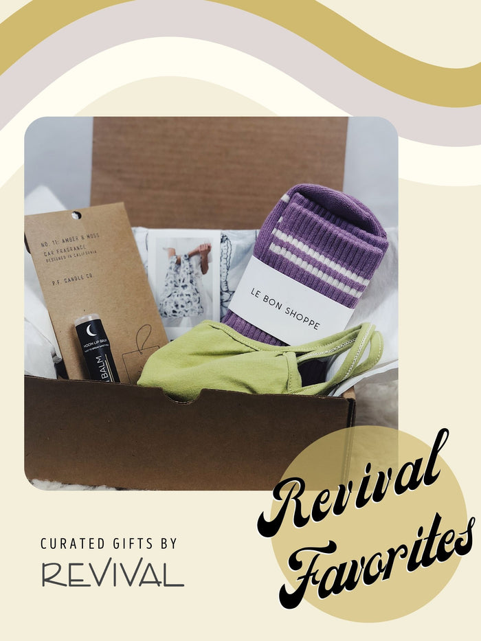 Curated Gift Boxes by Revival: Revival Favorites