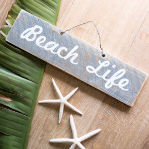 Merrilee's Swimwear Boutique - Wooden Signs