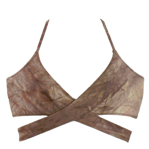 TWRAP / Tye Dye Brown w/ Liquid Brown