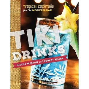 Tiki Drinks Cocktail Recipe Book