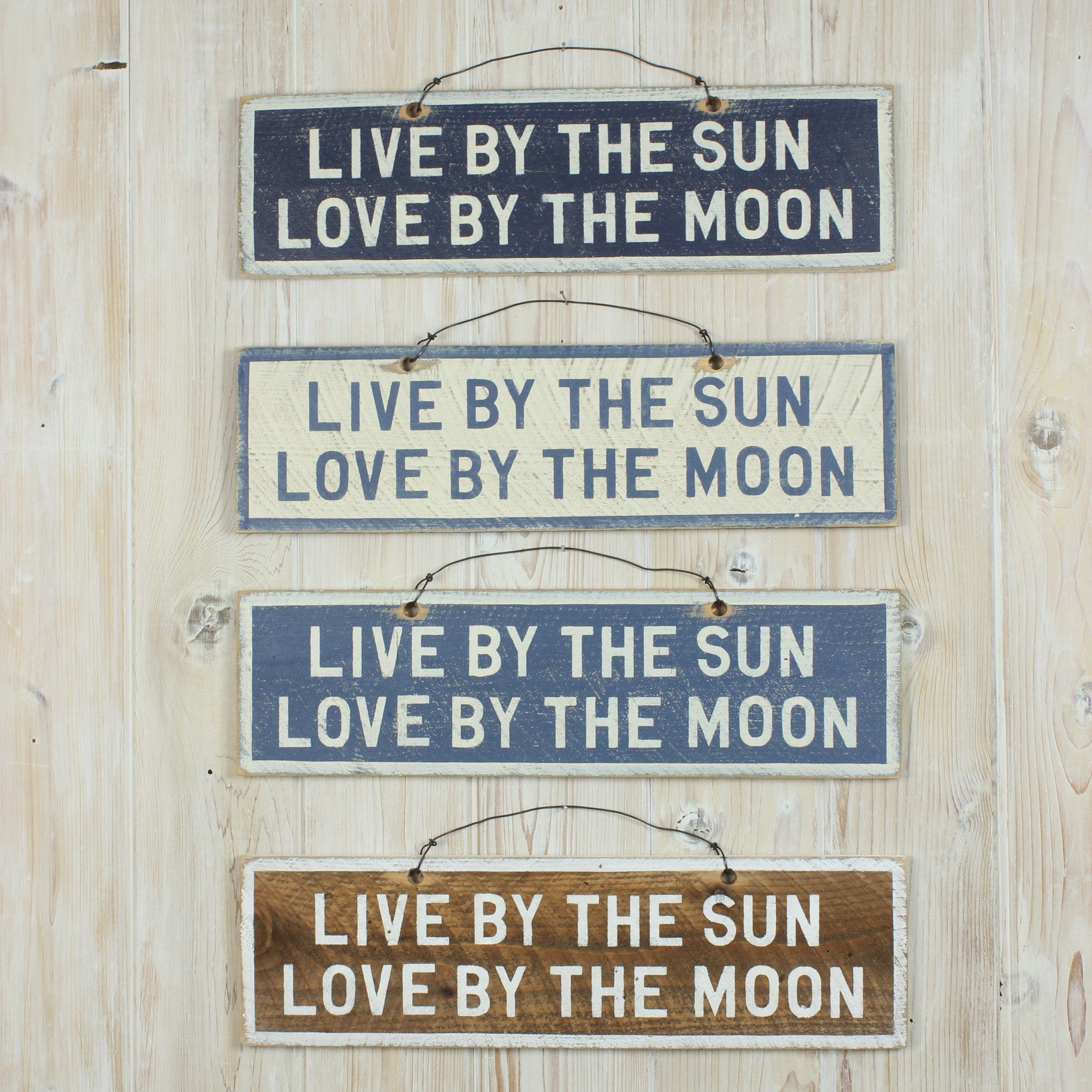 Live By The Sun Love By The Moon Sign
